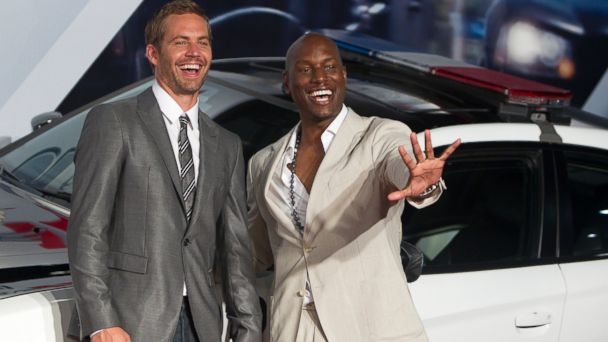 GTY paul walker tyrese jtm 131204 16x9 608 Tyrese Gibson Heartbroken Over Paul Walkers Death