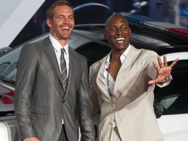 Tyrese Remembers Paul Walker as 'Fast 7' Wraps