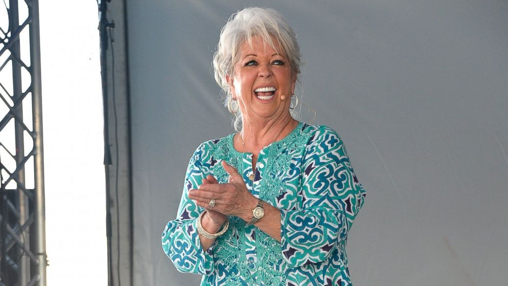 PHOTO: Paula Deen is pictured on Feb. 23, 2014 in Miami Beach, Fla.