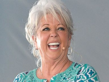 PHOTO: Paula Deen attends KitchenAid Culinary Demonstrations during the Food Network South Beach Wine & Food Festival, Feb. 23, 2014 in Miami Beach, Fla.