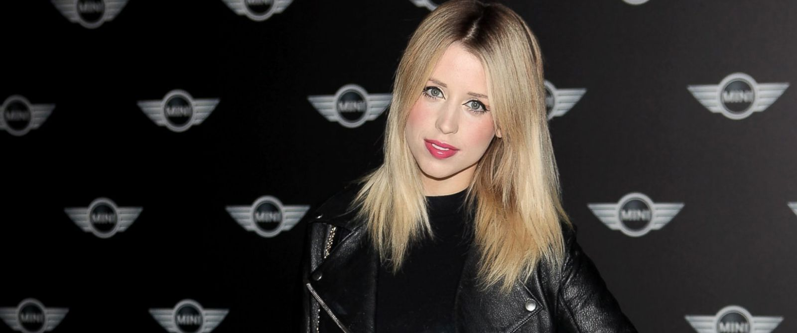 PHOTO: Peaches Geldof attends the World Premiere of the new MINI, Nov. 18, 2013, in London.