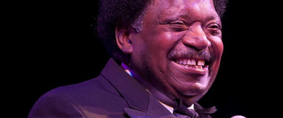 PHOTO: Percy Sledge is pictured performing at the Joy Theater on Jan. 28, 2012 in New Orleans, La.