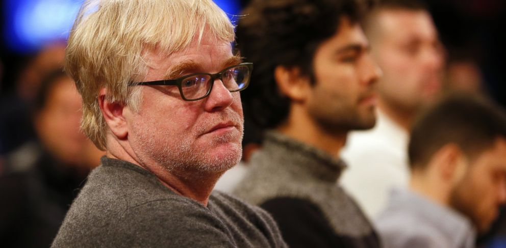 PHOTO: Philip Seymour Hoffman is pictured on Dec. 25, 2013 in New York City.