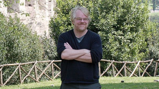 "PHOTO: Philip Seymour Hoffman during ""Mission: Impossible III"" Rome Photocall on April 24, 2006 at Colosseum in Rome."