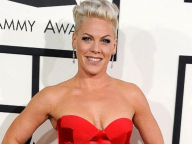 Why Pink Thinks Daughter Willow Would be 'Violent' With Younger Sibling