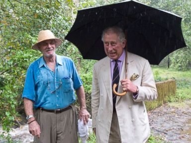 Prince Charles's Brother-In-Law Mark Shand Dead At 62