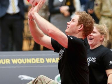Prince Harry Admits to Stealing an American Idea