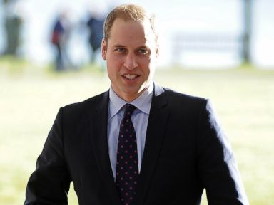 PHOTO: In this file photo, Prince William, Duke of Cambridge visits Motorcycle Live at the National Exhibition Centre in Birmingham, England on Nov. 30, 2013.