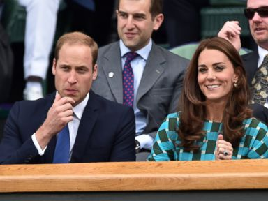 Inside Prince William and Kate Middleton's Very Sporty Weekend