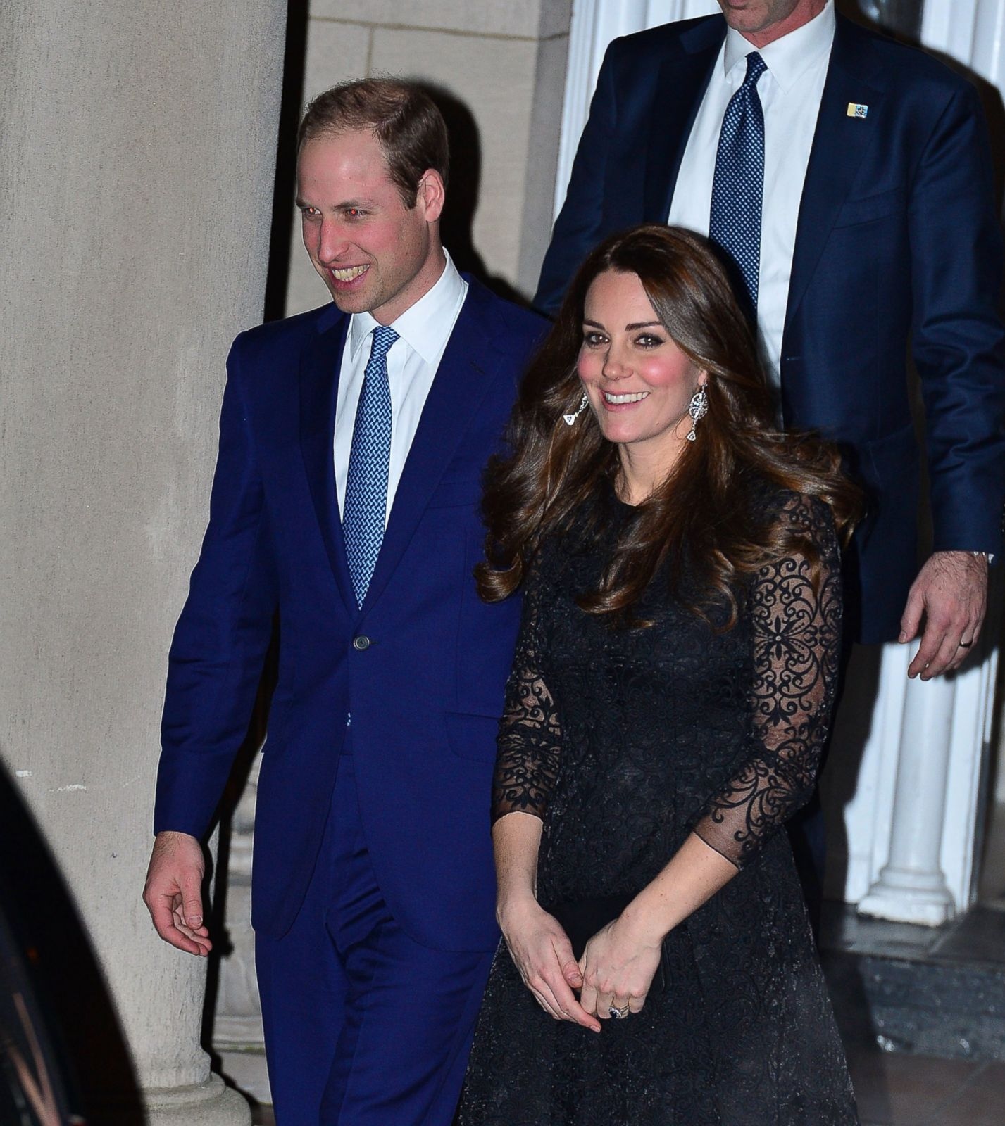 Kate Middleton And Prince William Visit New York And