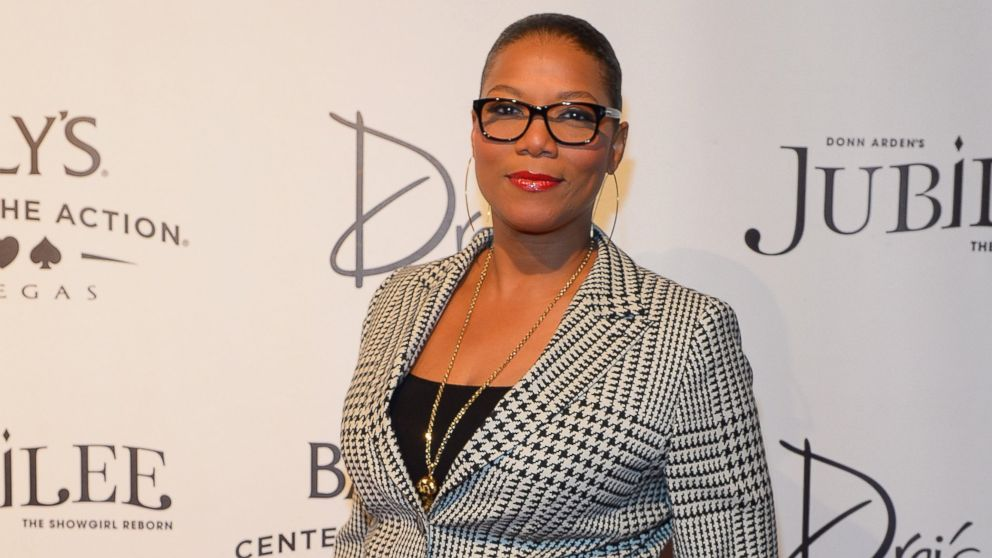 PHOTO: Queen Latifah is pictured on March 29, 2014 in Las Vegas.