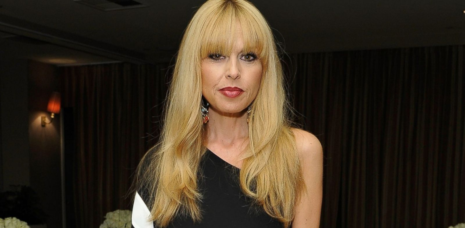 "PHOTO: Designer Rachel Zoe attends the relaunch of ""The Zoe Report,"" Nov. 20, 2013 in Los Angeles, Calif."
