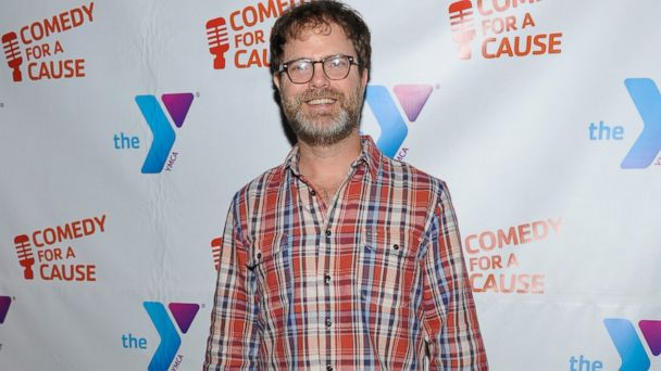 PHOTO: Rainn Wilson attends the Comedy For A Cause event in West Hollywood, Calif., Oct. 22, 2013.