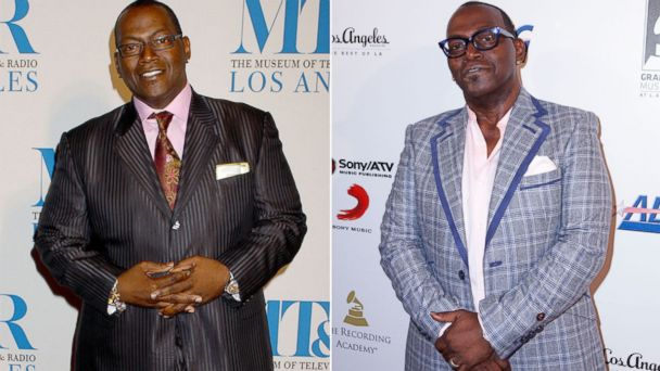 PHOTO: From left, Randy Jackson in Los Angeles, Nov. 7, 2005 and Nov. 11, 2013.