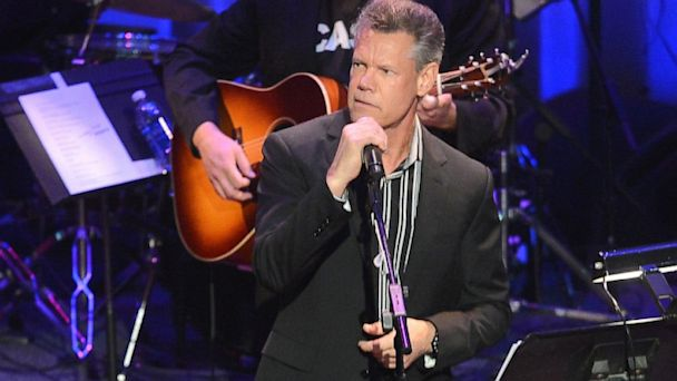 GTY randy travis nt 130708 16x9 608 Randy Travis Stabilized, Awake and Alert