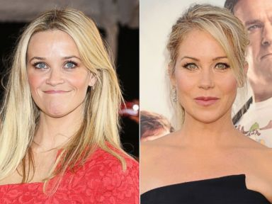 PHOTO: Reese Witherspoon is pictured on June 22, 2015 in Mexico City, Mexico. Christina Applegate is pictured on July 27, 2015 in Westwood, Calif.