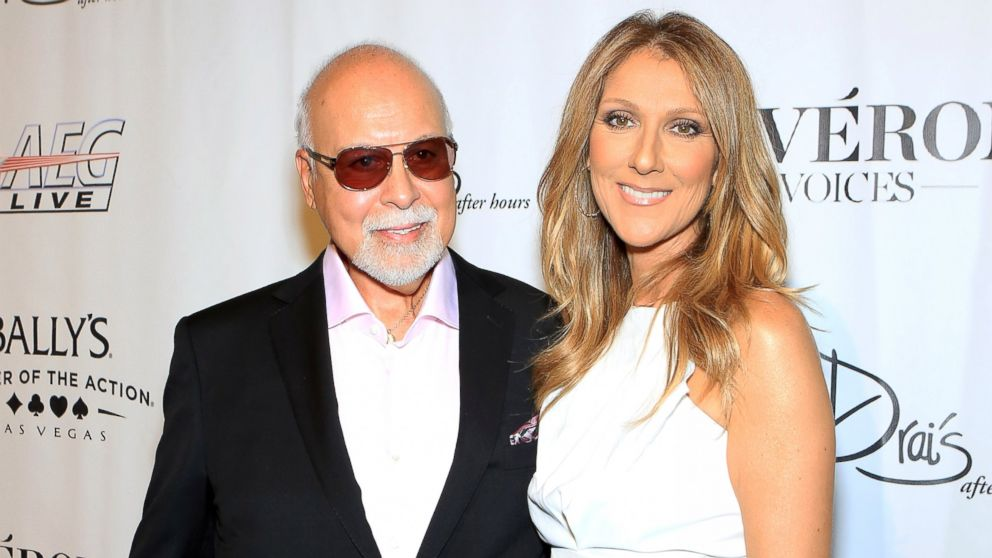 Celine Dion Husband Champ