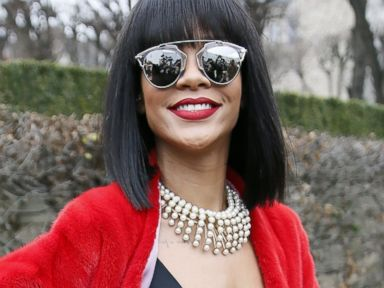 Photos: Risque Rihanna Stuns in Paris