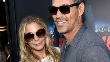 LeAnn Rimes and Eddie Cibrian Hit the Red Carpet