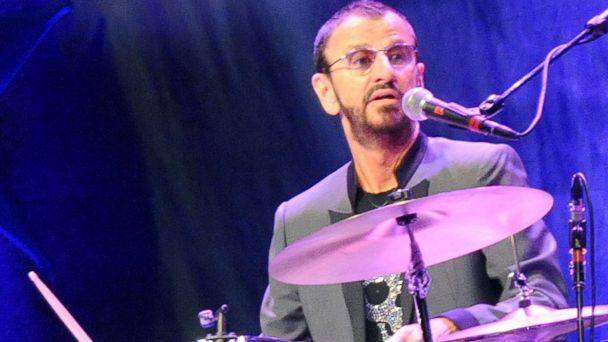 PHOTO: Ringo Starr performs at The Peace Center, Feb. 17, 2015, in Greenville, South Carolina.
