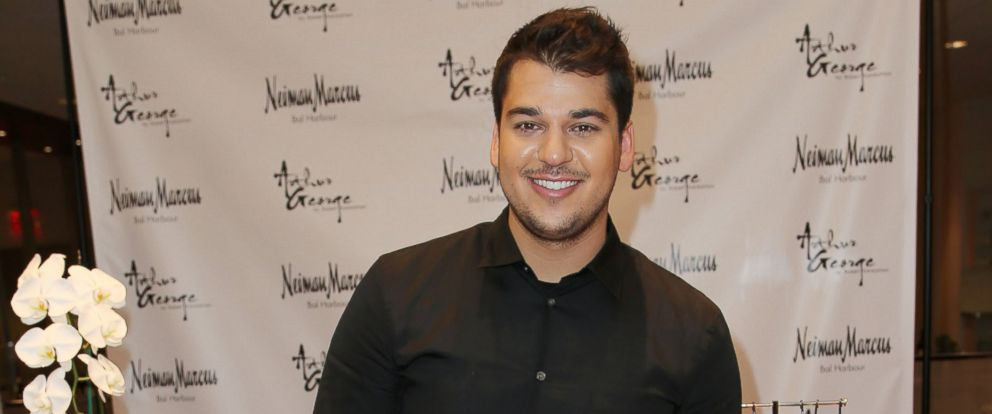 PHOTO: Rob Kardashian presents his Arthur George Socks Collection at Neiman Marcus Bal Harbour at Neiman Marcus in this Dec. 10, 2012, file photo.