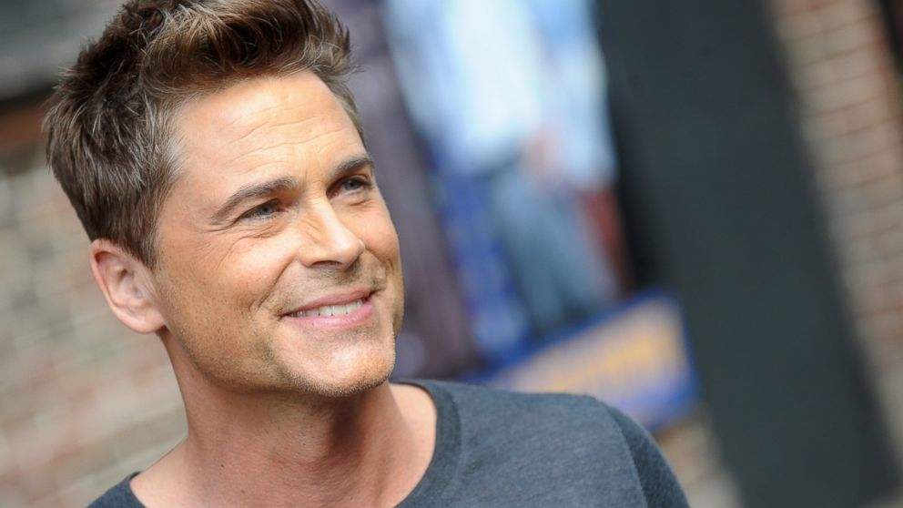 rob lowe book