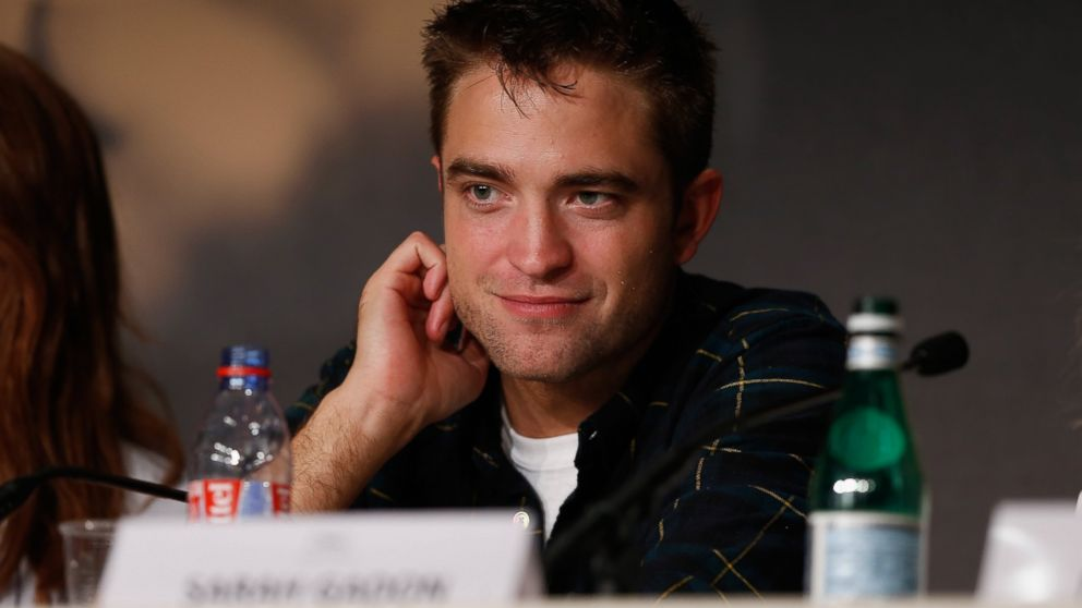 PHOTO: Robert Pattinson is pictured on May 19, 2014 in Cannes, France.