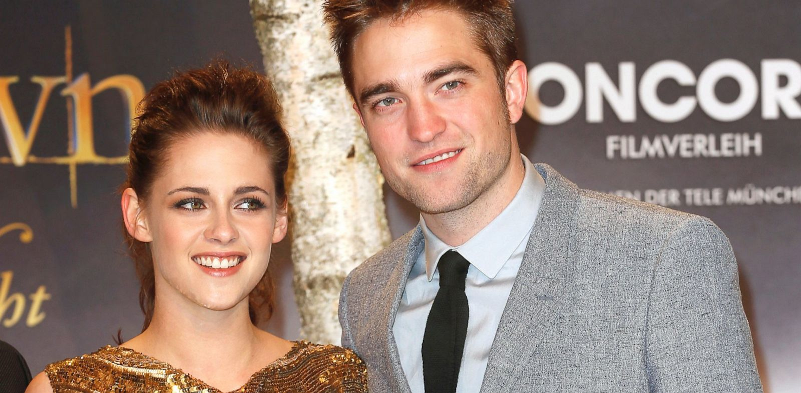 PHOTO: Kristen Stewart and Robert Pattinson