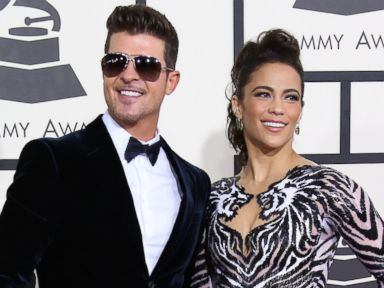 Robin Thicke Says He and Paula Patton 'Much Happier' After Split