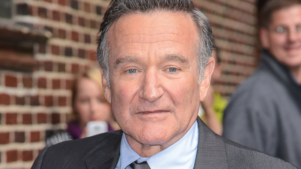 Ed Williams (actor) PHOTO Actor Robin Williams