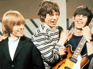 Photos: The Rolling Stones Celebrate 50 Years Together