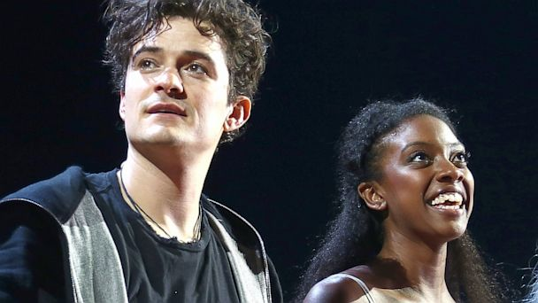 GTY romeo orlando bloom 130927 16x9 608 Romeo and Juliet Breaks Barriers as It Makes Return to Broadway
