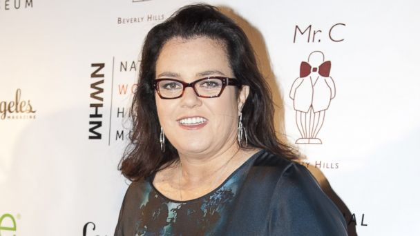 GTY rosie odonnell kab 140124 16x9 608 Rosie ODonnell Will Return to The View