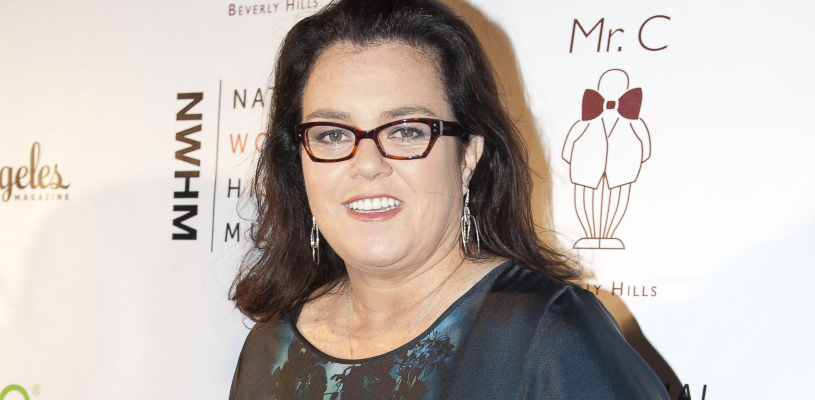 PHOTO: In this file photo, Rosie ODonnell is pictured on Oct. 24, 2013 in Beverly Hills, Calif.
