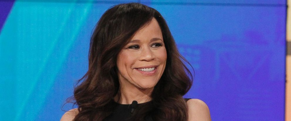 "PHOTO: Rosie Perez is seen on ""The View,"" Nov. 25, 2014."