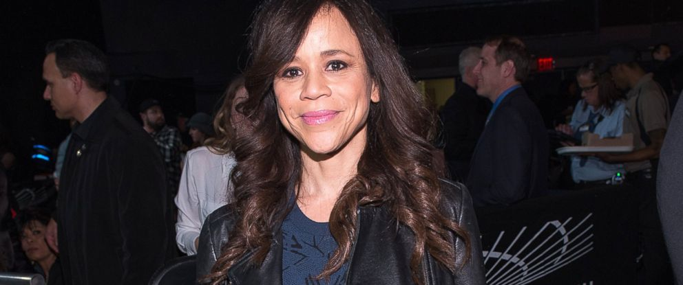 PHOTO: Actress Rosie Perez attends 2015 Throne Boxing at The Theater at Madison Square Garden, Jan. 9, 2015, in New York.