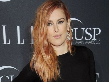 Rumer Willis Rocks a Risque Dress