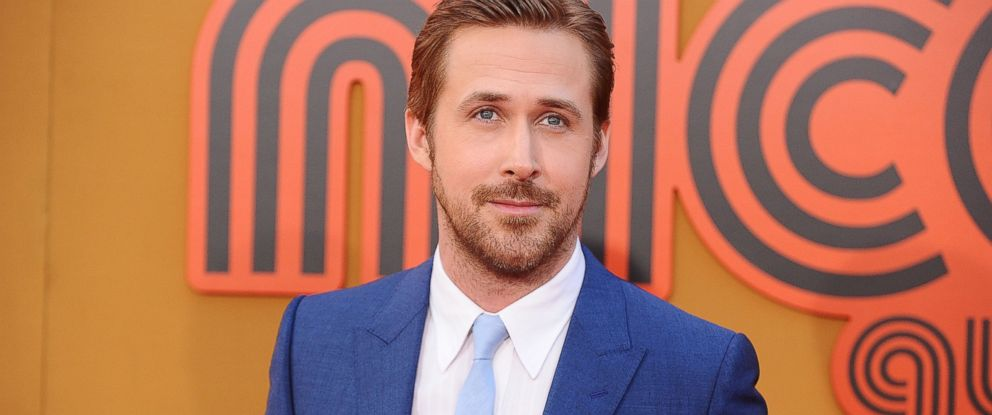 "PHOTO:Ryan Gosling appeared on ""Good Morning America"" May 12 to discuss the new comedy, ""The Nice Guys."""