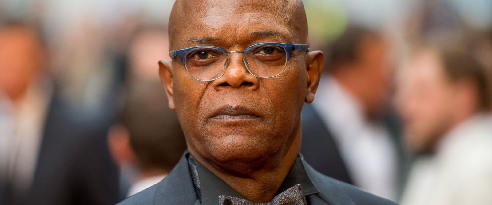 PHOTO:Samuel L. Jackson attends the GQ Men Of The Year Awards at The Royal Opera House, Sept. 8, 2015, in London.