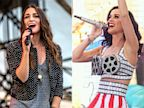 PHOTO: Sara Bareilles and Katy Perry