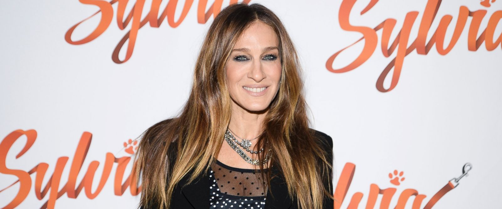 "PHOTO: Sarah Jessica Parker attends ""Sylvia"" Opening Night on Broadway at Cort Theater, Oct. 27, 2015 in New York City."