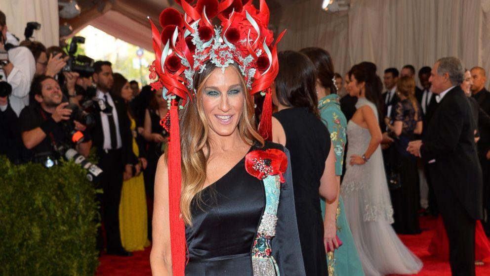 Met Gala 2015 Sarah Jessica Parker Explains Her Crazy