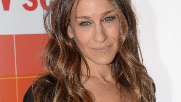 PHOTO: Sarah Jessica Parker attends The New School University Center, Jan. 23, 2014 in New York City.