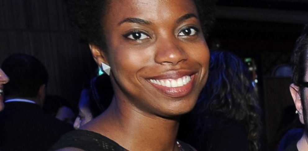 "PHOTO: Sasheer Zamata attends the ""Inside Amy Schumer"" premiere screening party, April 24, 2013, in New York City."