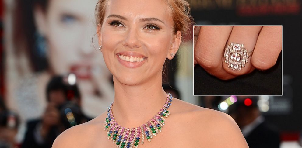 PHOTO: Scarlett Johansson Engaged