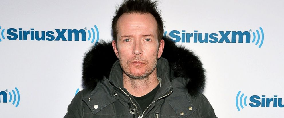 PHOTO: Scott Weiland visits SiriusXM Studios, March 9, 2015, in New York City.