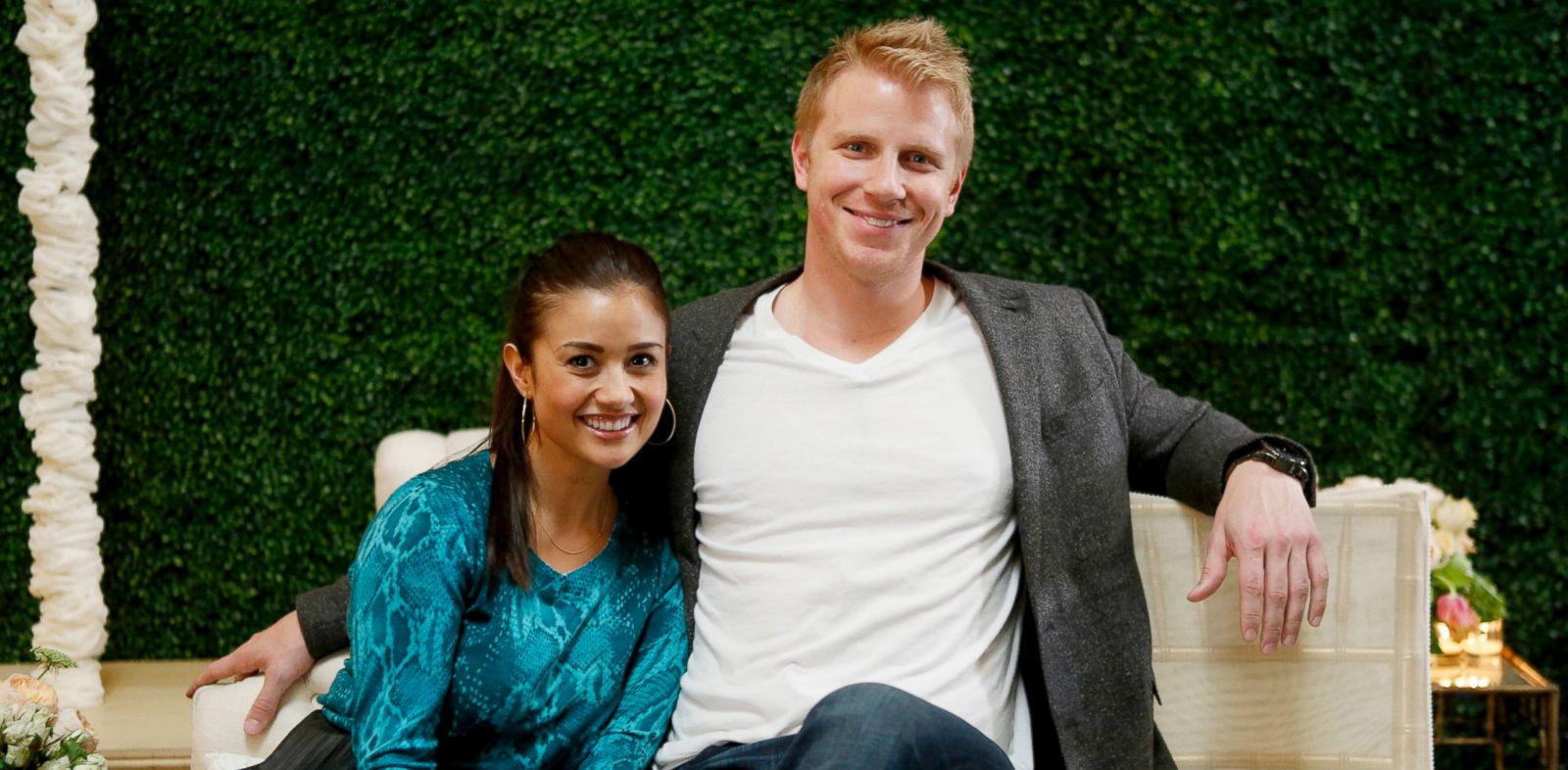 "PHOTO: Sean Lowe and Catherine Giudici, will share a dramatic new chapter of their love story with millions of viewers when ABC televises their much anticipated wedding - live, on ""The Bachelor: Sean and Catherines Wedding,"" Jan. 26, 2014."