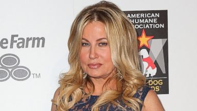 PHOTO: Actress Jennifer Coolidge attends the 3rd Annual American Humane Association Hero Dog Awards at The Beverly Hilton Hotel in this Oct. 5, 2013, file photo in Beverly Hills, Calif.