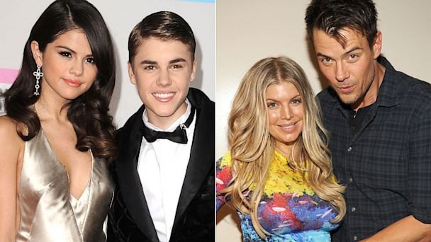 GTY selena gomez justin bieber split fergie josh duhamel thg 1200 thg 130729 16x9 608 Selena Gomez Reunites with Justin Bieber, Fergie Has a Baby Shower and More (Weekend Roundup)