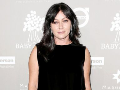 PHOTO: Shannen Doherty attends the 2015 Baby2Baby Gala at 3LABS, Nov. 14, 2015, in Culver City, Calif.